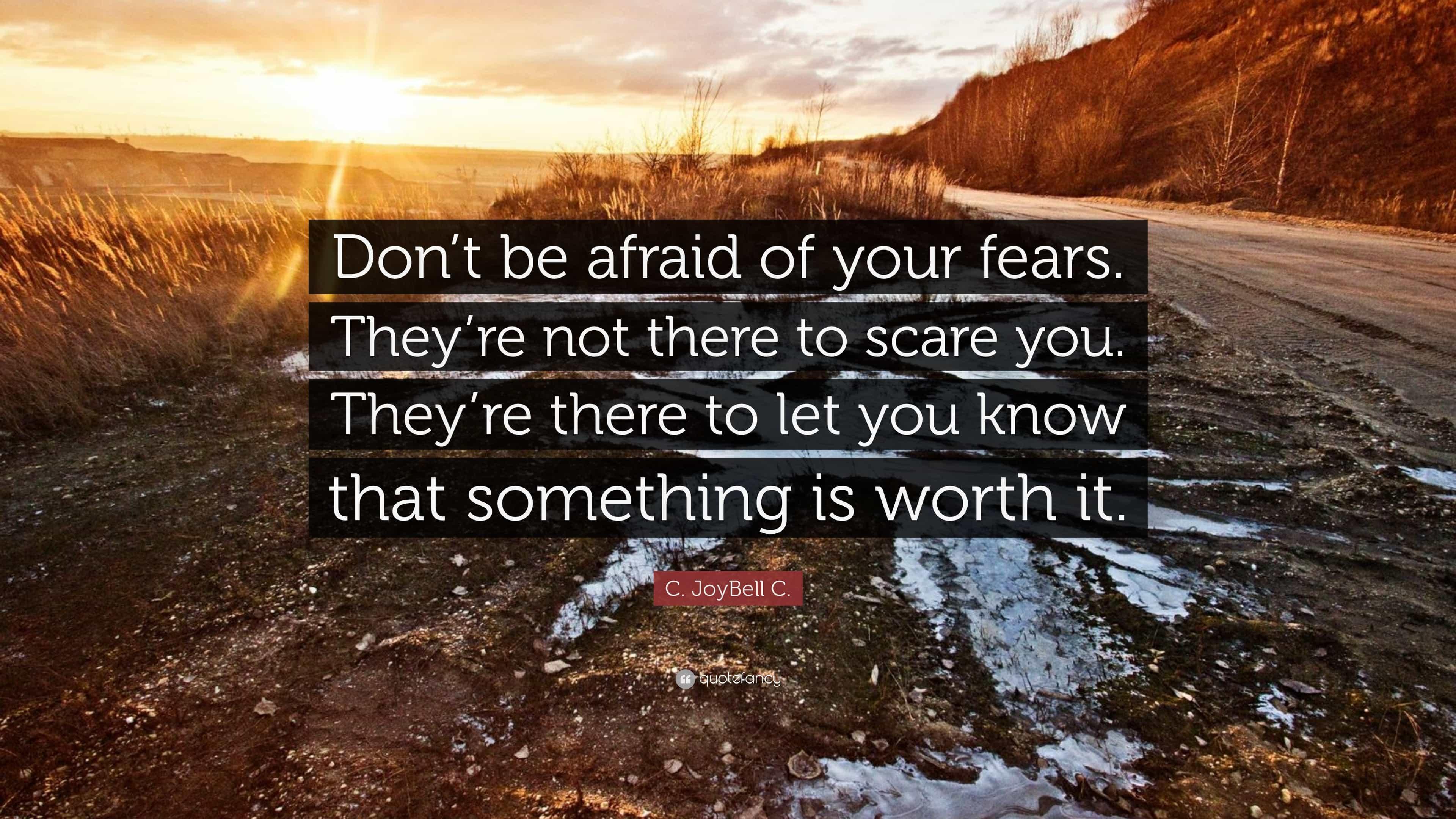 Nie obawiaj się