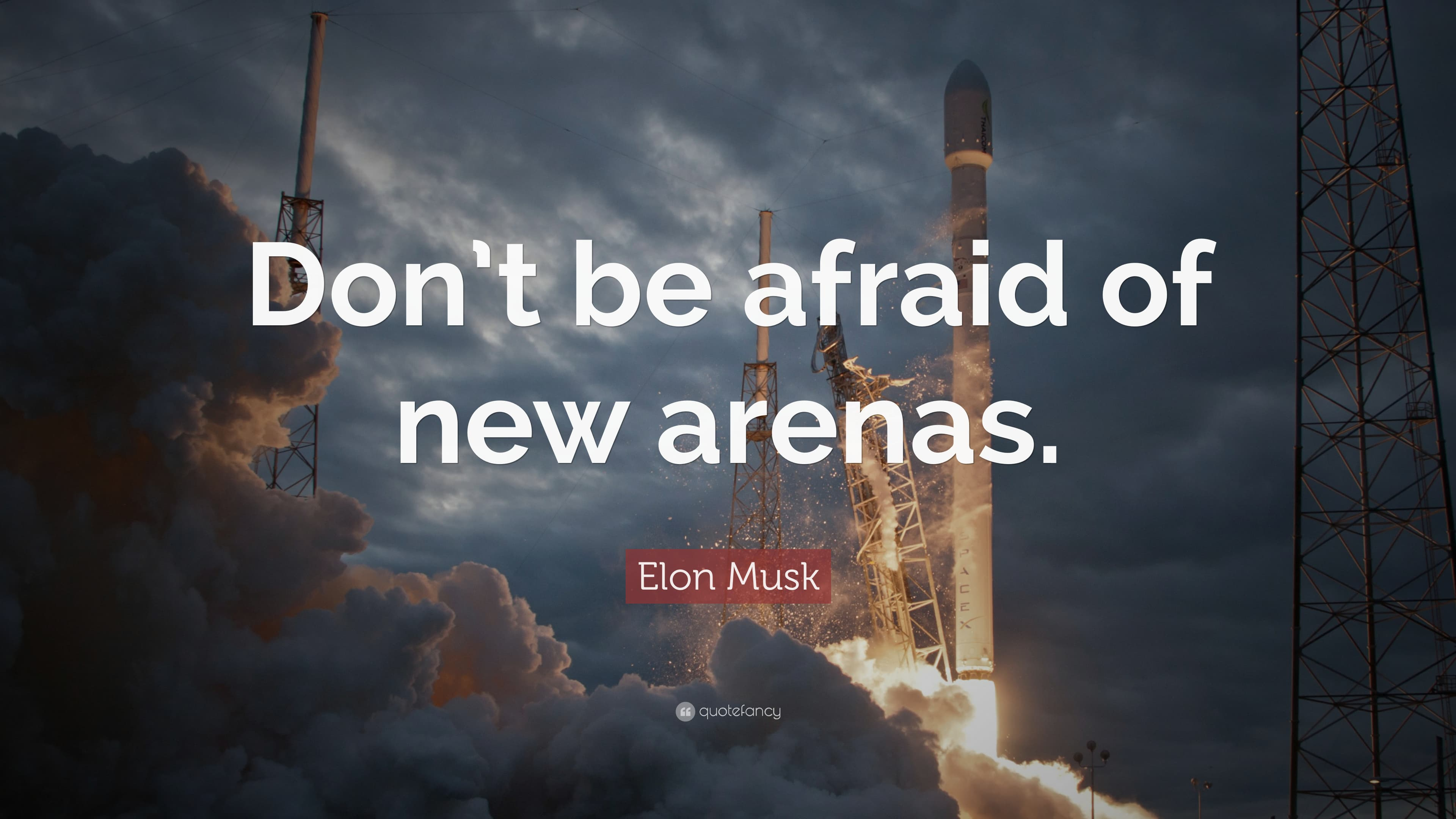 Minimum Awesome Product - Elon Musk - Don't be afraid of new arenas