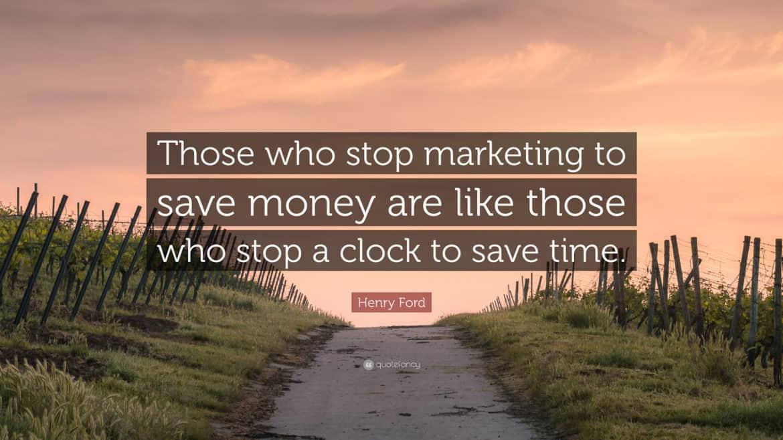 Najczęstsze błędy startupów - zignorowanie roli dobrego marketingu.
