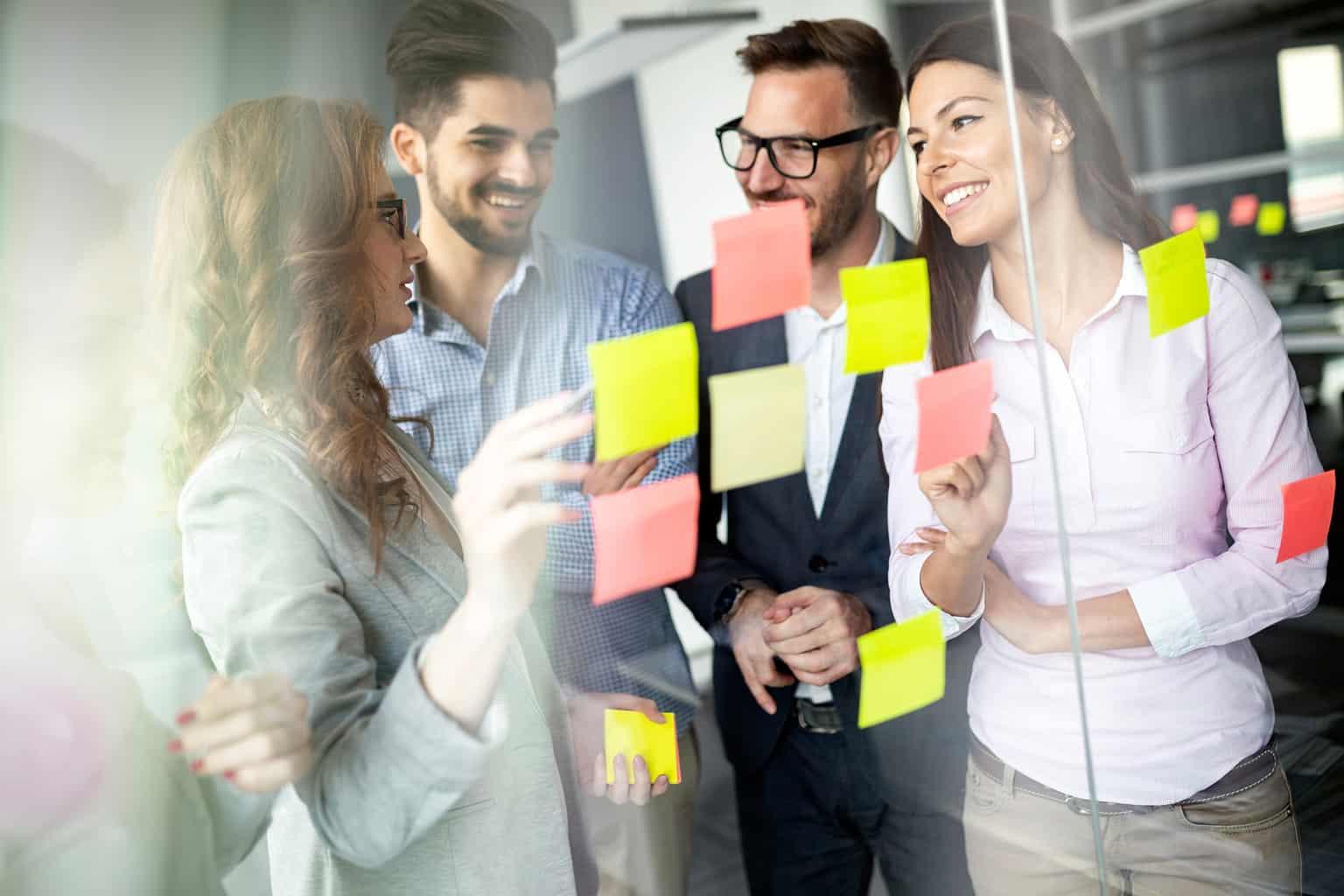 Design thinking, czyli myślenie projektowe