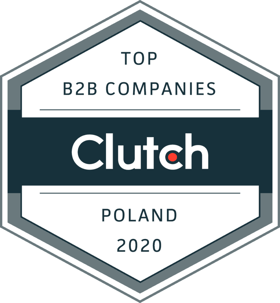 clutch | awards, news | Clutch Recognizes InterSynergy Amongst Poland's top Developers for 2020