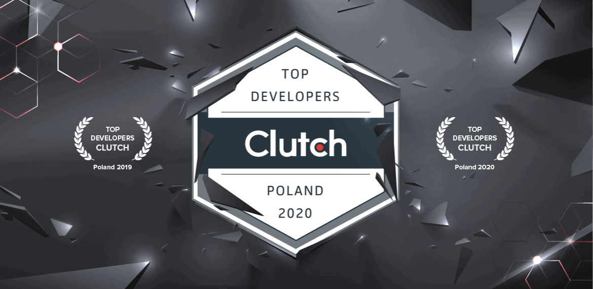 Clutch Recognizes InterSynergy Amongst Poland's top Developers for 2020
